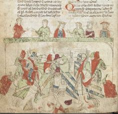 Fabulous Roman de Tristan just #digitised with #Arthurian romance + images of tournaments: http://www.bl.uk/manuscripts/FullDisplay.aspx?index=0&ref=Harley_MS_4389 …