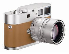 Hermès M9 Special Edition Camera by Leica