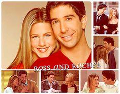 Ross and Rachel ♥ - Rachel Green Fan Art (23899287) - Fanpop