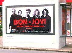 "523 curtidas, 4 comentários - CROSSROAD | Bon Jovi Cover (@crossroad.bonjovicover) no Instagram: ""Porto Alegre is already preparing to receive the best band in the world, @bonjovi. 32 days to go…"""