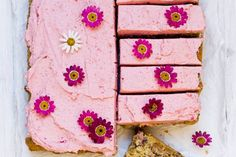 Himbeer-Jostabeer-Kuchen