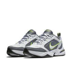 Nike Air Monarch IV Lifestyle Gym Shoe - White 7d86b93c0