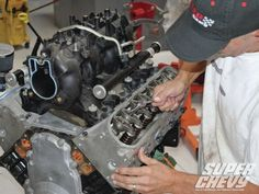 5.3L LS Small Block Build - Here Comes Modern Mouse! - Super Chevy Magazine