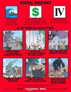 Kaiju Survival Guide