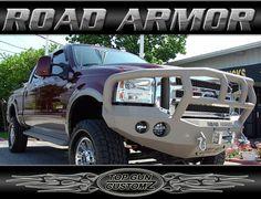 Ford Excursion Road Armor Titan Ii Front Bumper Ebay Ford Excursion Sel