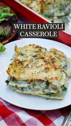 Ravioli Casserole, Casserole Dishes, Casserole Recipes, Pasta Recipes, Real Food Recipes, Cooking Recipes, Pasta Sauce And Rice, Pasta Dishes, Food Dishes