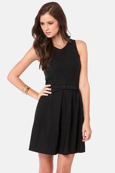 Lulus - Little Black Dress - thrift inspiration