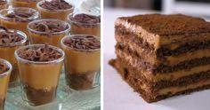 The dessert of the week, Chocotorta, Choco Torta, Dessert Shots, Mini Oreo, Pretty Cakes, Kitchen Recipes, Catering, Bakery, Sweet Treats, Food And Drink