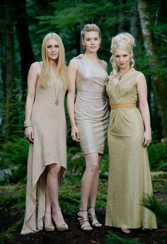 The Denali Sisters - Breaking Dawn.