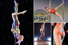 POLE DANCING has been officially recognised as a proper sport – and now wants to make it into the OLYMPICS. The fitness activity, which has traditionally been associated with strip clubs, could now…