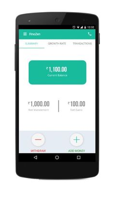 single click investment apps - FinoZen is a very innovative investment app that is designed to make it easier than ever for people to explore and delve into the world of investme...