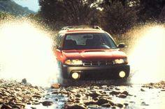 Subaru Legacy Outback 25