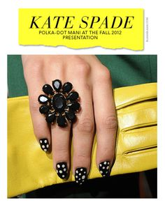 Kate Spade Fall 2012 Presentation