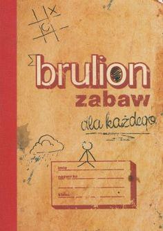 Brulion zabaw dla każdego - jedynie 8,36zł w matras.pl