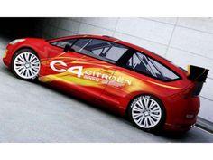 Citroen C4 Sport Concept 2004 poster, #poster, #mousepad, #Citroen