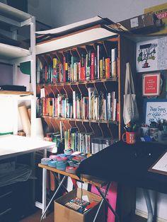 Home Office ilustradora Melissa Westphal, Manifesto Cuticuti;