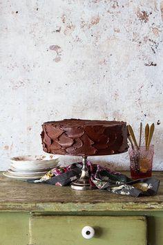 Chocolate Orange Cake   Bakers Royale