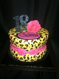 Birthday Cakes for Adults - Creme de la Creme Cakery