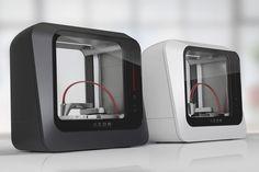 XEOS 3D desktop printer