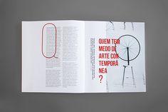 Orbe Magazine on Behance