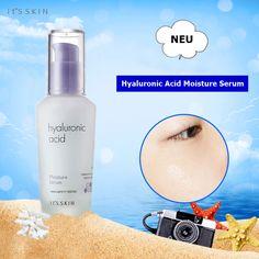 Entdecke das hochkonzentrierte *Hyaluronic Acid Moisture Serum* von IT'S SKIN:  https://www.seemyskin.de/hautpflege/serum/88/it-s-skin-hyaluronic-acid-moisture-serum #seemyskin #itsskin #itsskinofficial #itsskindeutschland #kbeauty #gesichtsserum #serum #antiaging #schönheit #koreanischehautpflege #hyaluronsäure #koreanischekosmetik #beauty #asiatischekosmetik #hautpflegeroutine #hautpflege #gesichtspflege  #koreanskincare #koreanbeauty #asiatischehautpflege