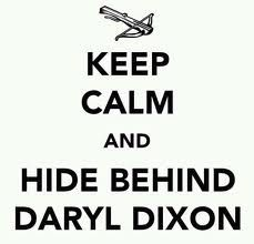 daryl dixon The Walking Dead. I would repopulate this earth like china with him.