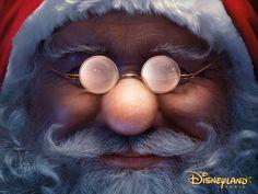 HOHOHO :)  Disneyland Paris: Santa.