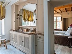 Country House Bruges - traditional - Bathroom - Other Metro - LEFEVRE INTERIORS