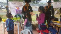 Noticias de Cúcuta: La Policía Nacional apoya el Primer Mercado campes...