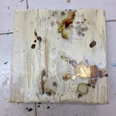 Holz Studio Sampling: 6x6 series continued…with a little bit of art and music therapy