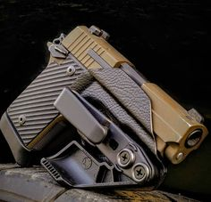 Defend your Legacy: High quality gear for people who demand the best. Sig Sauer, Revolver, Kydex Holster, Leather Holster, Reloading Bench, Volkswagen Karmann Ghia, Guns And Ammo, Weapons Guns, Edc Gear