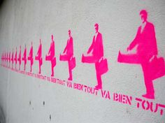 Tout va bien... (all goes well)