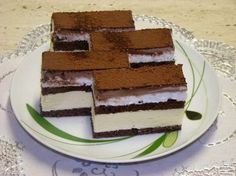 Myslíme si, že by sa vám mohli páčiť tieto piny - sbel Healthy Recepies, Healthy Dessert Recipes, Sweet Desserts, Cake Recipes, Czech Recipes, Ethnic Recipes, Nutella, Sweet Tooth, Food And Drink