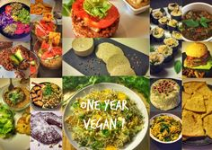 One year #vegan ! Bilan de nos 1 ans de véganisme sur le blog : http://www.veganfreestyle.com/bilan-apres-1-an-de-veganisme-partie-1/