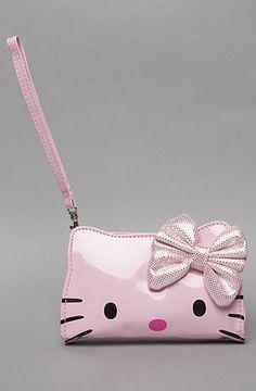 1383042b519f Hello Kitty wristlet! Hello Kitty My Melody