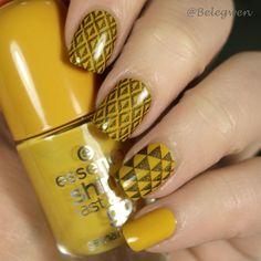 Essence – Walking On Sunshine Walk On, Nail Art Designs, Class Ring, Sunshine, Nails, Finger Nails, Ongles, Nikko, Nail Designs