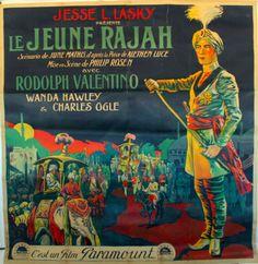The Young Rajah, 1922