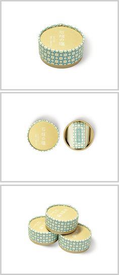 石垣の塩のパッケージデザイン