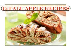 15 Crisp and Classic Fall Apple Recipes