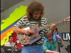 """Third Wind"" Pat Metheny Group Live Under The Sky in Japan 1992    The guitar solo 2 minutes in is always good."