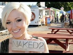 Urban Decay NEW Naked 2 Palette Tutorial