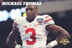 Saints Select Ohio State WR Michael Thomas With 2nd Pick – (Big Easy Believer)