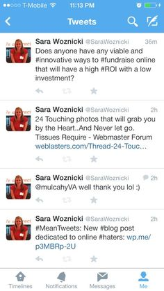 Sorry for the #Spam [#BLOG] #tweetsandmascara