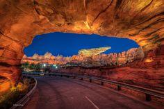 Cars Land, Disney California Adventure
