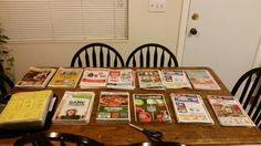 This was my excitement on a Friday night...cutting & organizing coupons & demonstrating a coupon class.