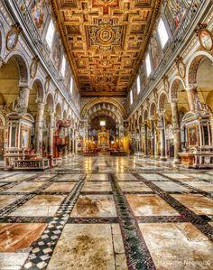 Santa Maria in Aracoeli, Rome, Italy by Massimo Negrini on 500px