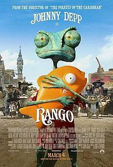 3561 best films i actually own images on pinterest movie posters rango 2011 fandeluxe Gallery