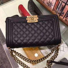 Best Authentic Quality Chanel Caviar Boy Bag With Gold Hardware Medium Size Chanel Caviar, Brand Packaging, Chanel Boy Bag, Car Accessories, Gold Hardware, Dust Bag, Branding Design, Shoulder Bag, Medium