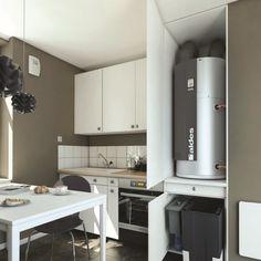 Chauffe-eau thermodynamique et ventilation T.Flow Nano - http://www.maisonetenergie.info/chauffe-eau-thermodynamique-et-ventilation-t-flow-nano-2017-05/  Source : http://www.maisonetenergie.info #Aldes, #ChauffeEau, #ChauffeEau_Thermodynamique, #Eau_Chaude, #Ecs, #Ventilation