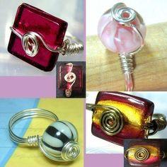 Instant Download TUTORIALJewelry Wire Ring   by JewelryonPicadilly, $4.00